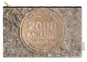 2000 Million Years Ago Carry-all Pouch