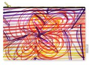 2007 Abstract Drawing 2 Carry-all Pouch
