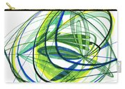 2007 Abstract Drawing 4 Carry-all Pouch