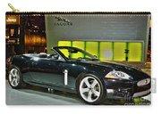 2007 Jaguar Xkr Convertible R No 1 Carry-all Pouch