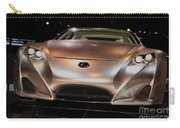 2007 Lexus Lf-a Exotic Sports Car Concept No 2 Carry-all Pouch