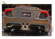 2007 Lexus Lf-a Exotic Sports Car Concept No 3 Carry-all Pouch