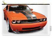 2008 Dodge Challenger Srt Muscle Car Carry-all Pouch