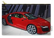 2009 Audi R8 Number 1 Carry-all Pouch