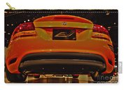 2009 Chicago Auto Showdodge Circuit Ev No 2 Carry-all Pouch