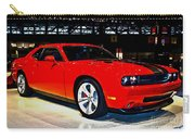 2009 Dodge Challenger Number 2 Carry-all Pouch