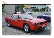 2009 Dodge Challenger Rt Lyster Carry-all Pouch