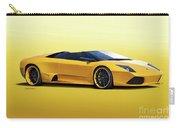 2009 Lamborghini Murcielago Roadster II Carry-all Pouch