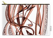 2010 Abstract Drawing Five Carry-all Pouch