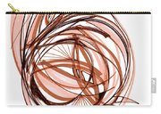2010 Abstract Drawing Six Carry-all Pouch