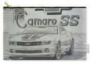 2010 Chevrolet Camaro Ss  Carry-all Pouch
