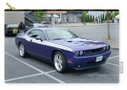 2010 Dodge Challenger Rt Lyster Carry-all Pouch
