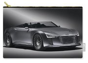 2011 Audi Etron Spyder Carry-all Pouch