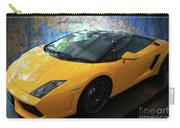 2011 Lamborghini Gallardo Lp560-4 Bicolore 2 Carry-all Pouch