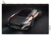 2012 Peugeot Onyx Concept Carry-all Pouch