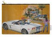 2013 Chevrolet Corvette Carry-all Pouch