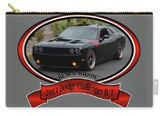 2013 Dodge Challenger Rt Wheeler Carry-all Pouch