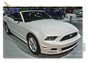2013 Ford Mustang No 1 Carry-all Pouch