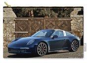 2014 Porsche 911 Targa 4s I Carry-all Pouch