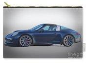 2014 Porsche 911 Targa 4s 'studio' Carry-all Pouch