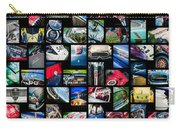 2014 - 2015 Arizona Concours D'elegance Art -03 Carry-all Pouch