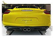 2014 Porsche Cayman S Number 2 Carry-all Pouch