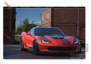 2015 Corvette Stingray  Carry-all Pouch
