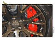 2015 Dodge Challenger Srt Hellcat Wheel Carry-all Pouch