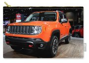 2015 Jeep Renegade Trailhawk Number 3 Carry-all Pouch
