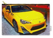 2015 Scion Fr-s Number 2 Carry-all Pouch