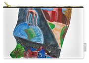 2016 Dc Ward Story Collection - Ward 8 Of 8 Carry-all Pouch
