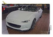 2016 Mazda Mx-5 Carry-all Pouch