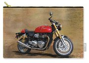 2016 Triumph Motorcycle Carry-all Pouch