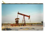 2016_10_pecos Tx_pump Jacks 2 Carry-all Pouch
