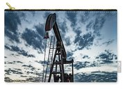 2016_11_fort Stockton Tx_pump Jack 3 Carry-all Pouch
