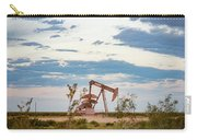 2016_11_fort Stockton Tx_pump Jacks 1 Carry-all Pouch