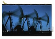 2016_12_midland Tx_midnight Pump Jacks 2 Carry-all Pouch