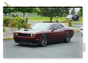 2017 Dodge Srt Hellcat Morgana Webster Carry-all Pouch
