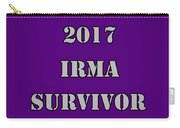 2017 Irma Survivor Carry-all Pouch