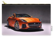 2017 Jaguar F Type Carry-all Pouch