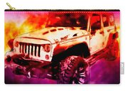 2017 Jeep Unlimited Beast Carry-all Pouch