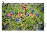 201703300-068 Indian Paintbrush Blossom 2x3 Carry-all Pouch