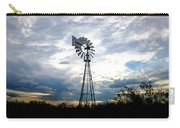 2017_08_midland Tx_windmill 4 Carry-all Pouch