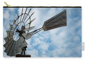 2017_08_midland Tx_windmill 5 Carry-all Pouch