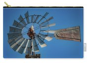 2017_08_midland Tx_windmill 7 Carry-all Pouch