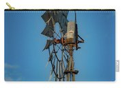 2017_08_midland Tx_windmill 8 Carry-all Pouch