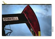 2017_09_midkiff Tx_oil Well Pump Jack Closeup 2 Carry-all Pouch