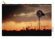 2017_09_midland Tx_windmill 1 Carry-all Pouch