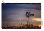 2017_09_midland Tx_windmill 11 Carry-all Pouch