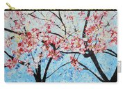 201726 Cherry Blossoms Carry-all Pouch